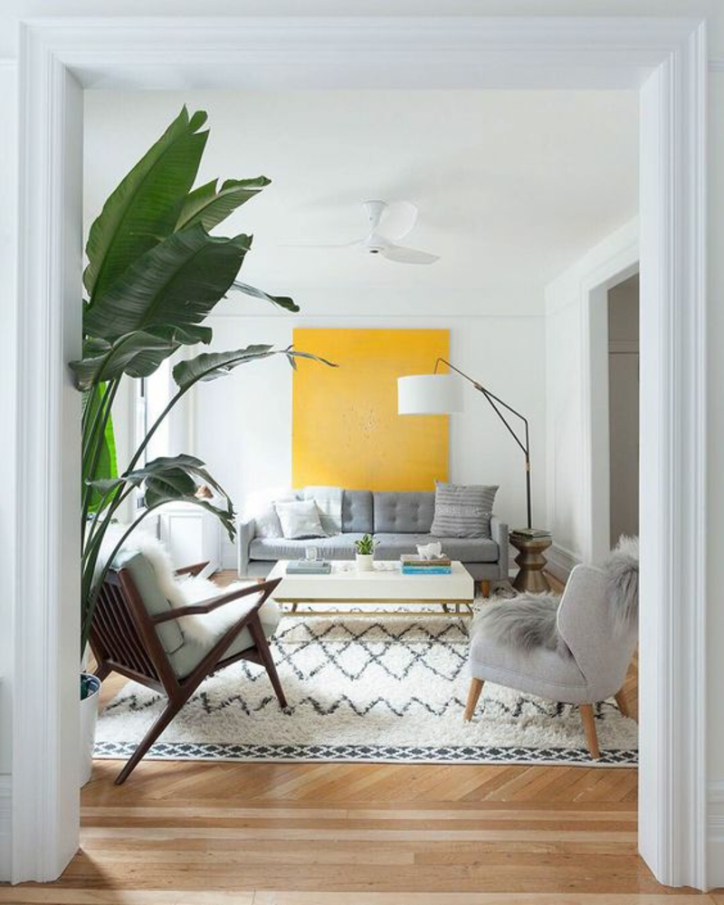 Inneneinrichtung planen Wohnzimmer Möbel Einrichtungsideen