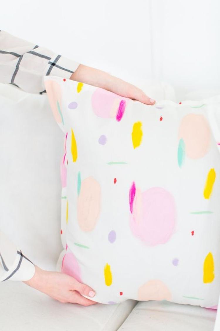Kissenbezüge nähen ist eine leichte Aufgabe - DIY Projekte