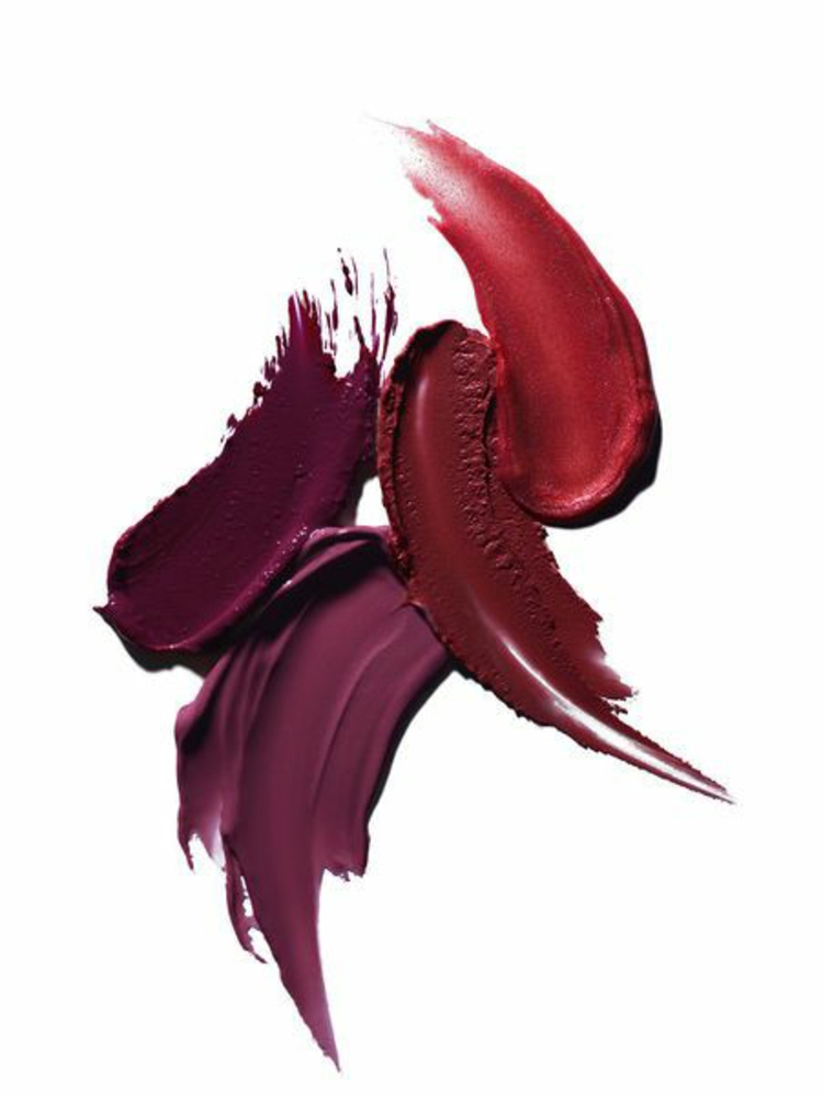 Lippenstift Farbe sättige Nuancen Schminktipps