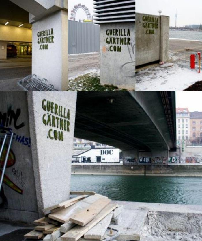 Moos Graffiti streetart künstler ornament kombi
