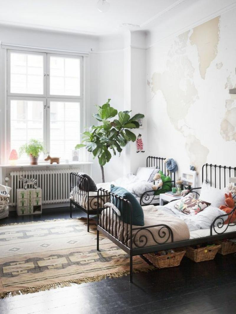 Mustertapeten Jugendzimmer Tapeten für Kinderzimmer gestalten