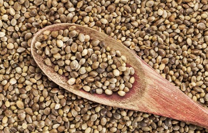 Omega 3 Fettsäuren Lebensmittel gesundes Essen wahlnüssöl hanfsamen