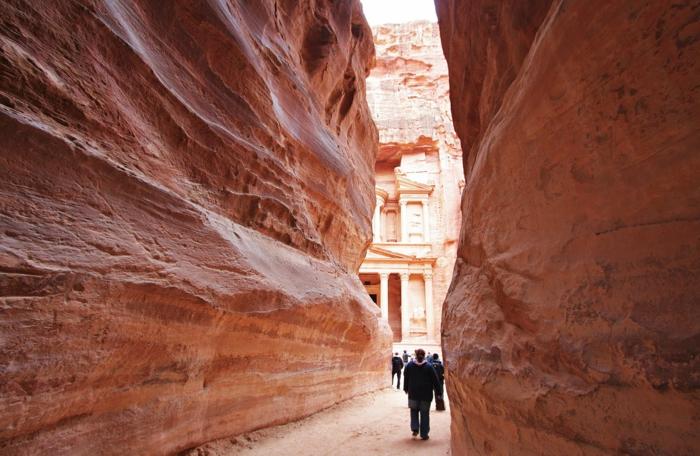 Petra Jordanien Hauptstadt Jordanien Petra 4