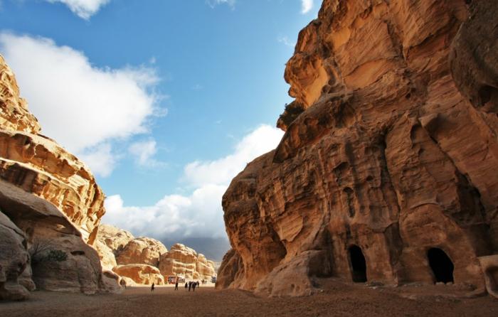 Petra Jordanien Hauptstadt Jordanien Petra