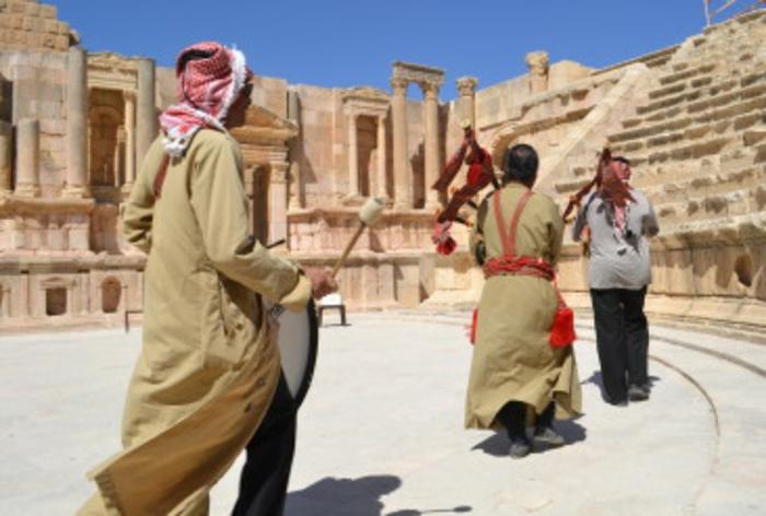 Petra Jordanien Hauptstadt Jordanien petra 6