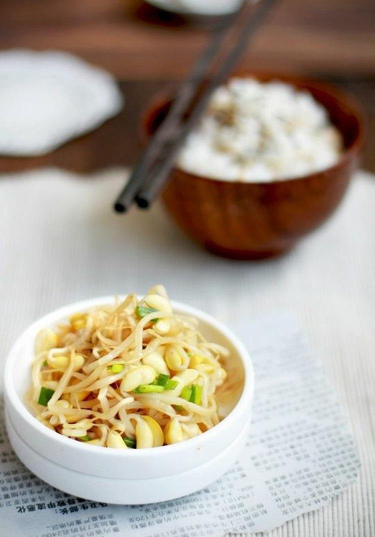 Soja und Rote Beete Sprossen gesunde Ernährung Tipps