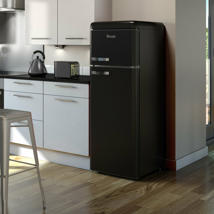 Amerikanische Kühlschränke liegen im Trend und sind sehr praktisch | {Amerikanische kühlschränke küche 8}