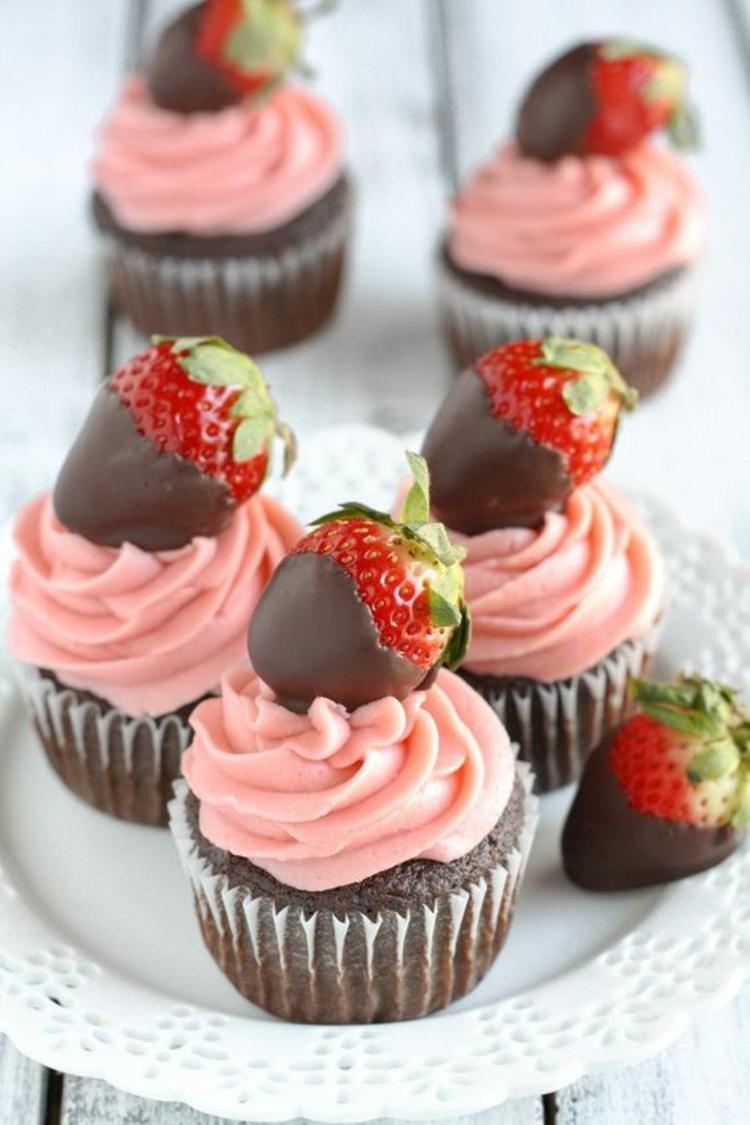 White Chocolate Dipped Strawberries Recipe