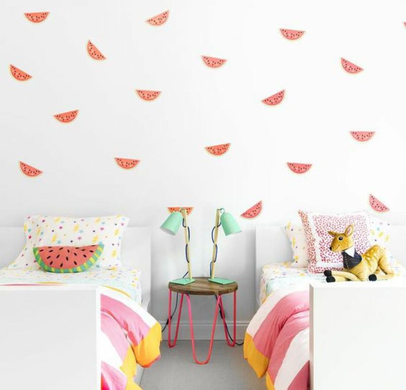 Kinderzimmer Tapeten Muster : Tapeten Kinderzimmer: Passende Farben und Motive ausw?hlen