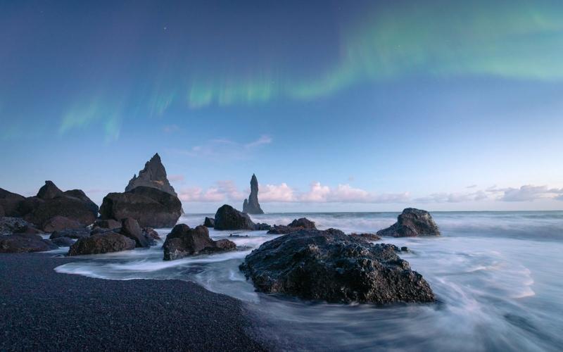 die schönsten Strände der Welt Vik Beach Iceland