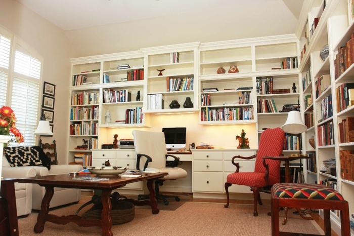 büroeinrichtungen gespräche führen home office