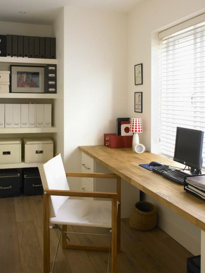 büroeinrichtungen kleines office holztisch bürostuhl