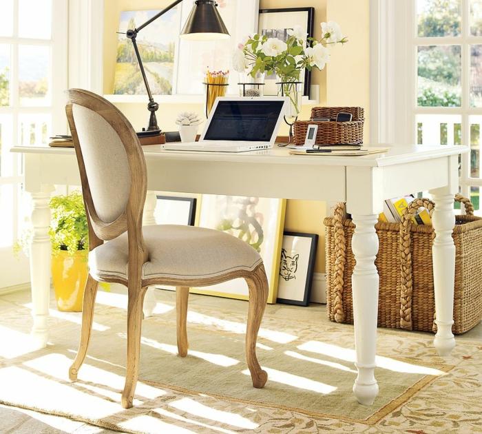 büroeinrichtungen schreibtisch eleganter bürostuhl