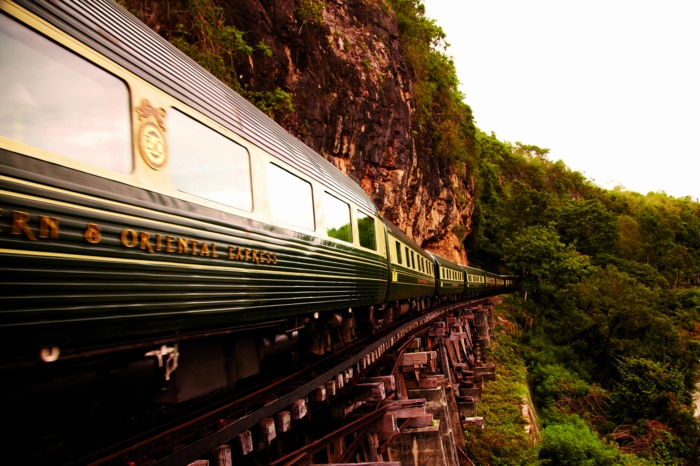 bahnreisen eastern orient expres reise ziele bahnstrecken luxus 5 sterne auf räder