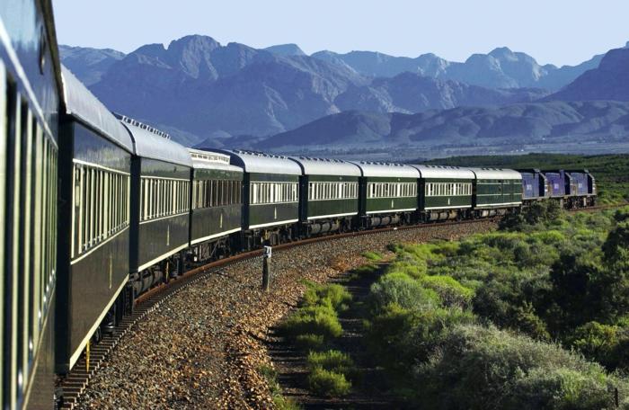 bahnreisen express romantisch reisen afrika rovos rail