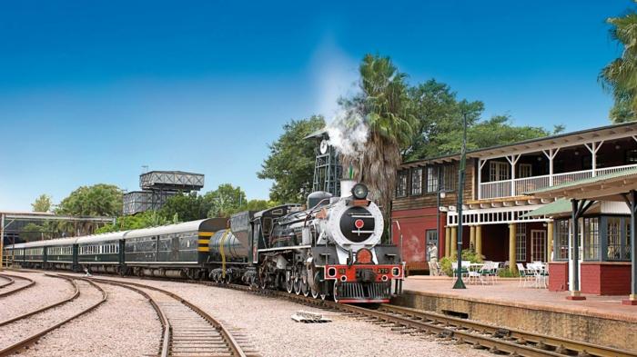 bahnreisen express romantisch reisen rovos rail eisenbahn luxus reise afrika