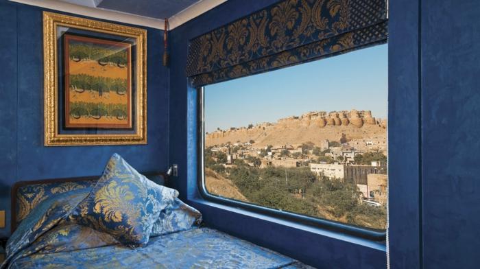 bahnreisen india luxus train schöne aussicht