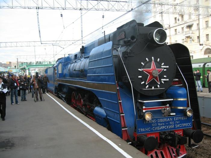 bahnreisen transsibirische eisenbahn express romantisch reisen