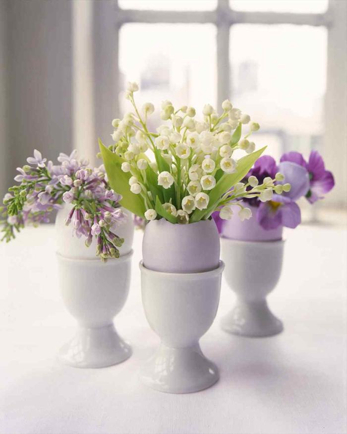 1001 ideen f r blumengestecke f r ihre perfekte osterstimmung - Blumengestecke ideen ...
