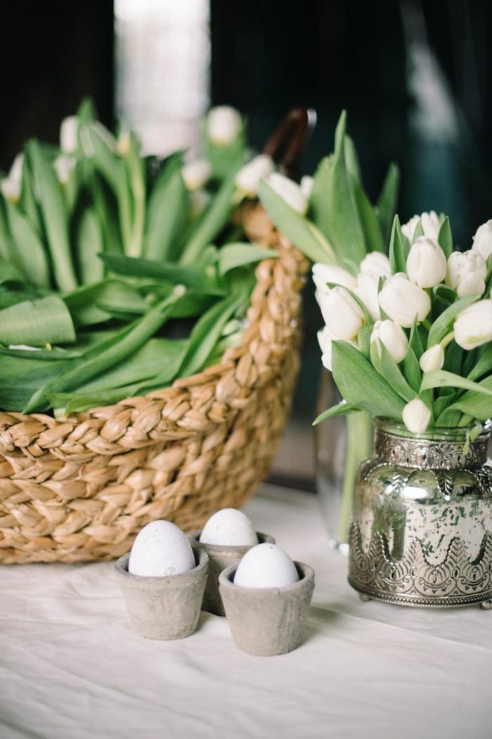 blumengestecke begonien gesteck weiß