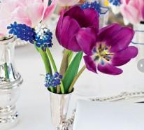 111 frühlingshafte Blumengestecke für perfekte Osterstimmung