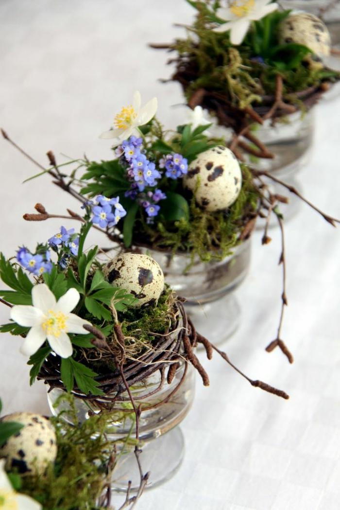1001 ideen f r blumengestecke f r ihre perfekte osterstimmung for Blumengestecke ideen