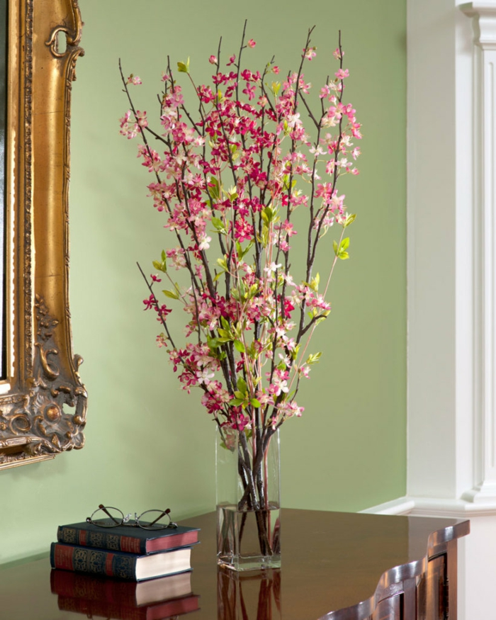 tulpen knospen tischdeko osterkranz türkranz blüte
