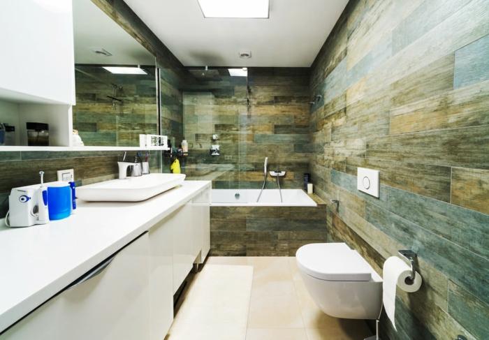 Vinyl Fußboden Im Bad ~ Bodenbelag bad welche möglichkeiten stehen ihnen zur verfügung
