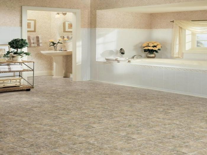 Bodenbelag Bad - Welche Möglichkeiten stehen Ihnen zur Verfügung?