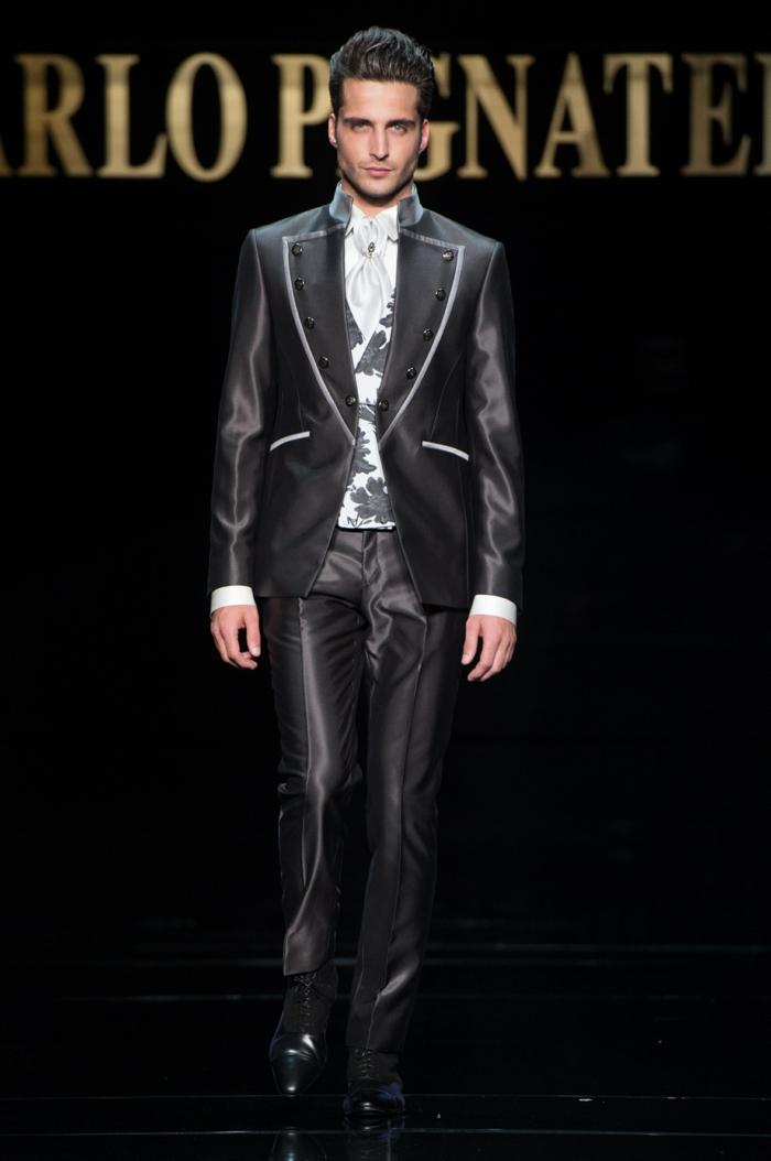 bräutigam mode elegant männermode carlo pignatelli 2016