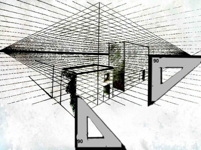 coole Zeichnungen zeichnen lernen übung perspektive