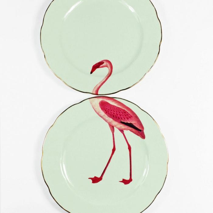 coole bastelideen tisch platten yvonne ellen tierabbildungen
