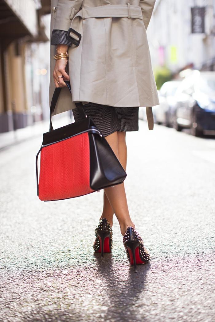 damentasche damenmode herbstmode fashion trends trenchcoat designer tasche
