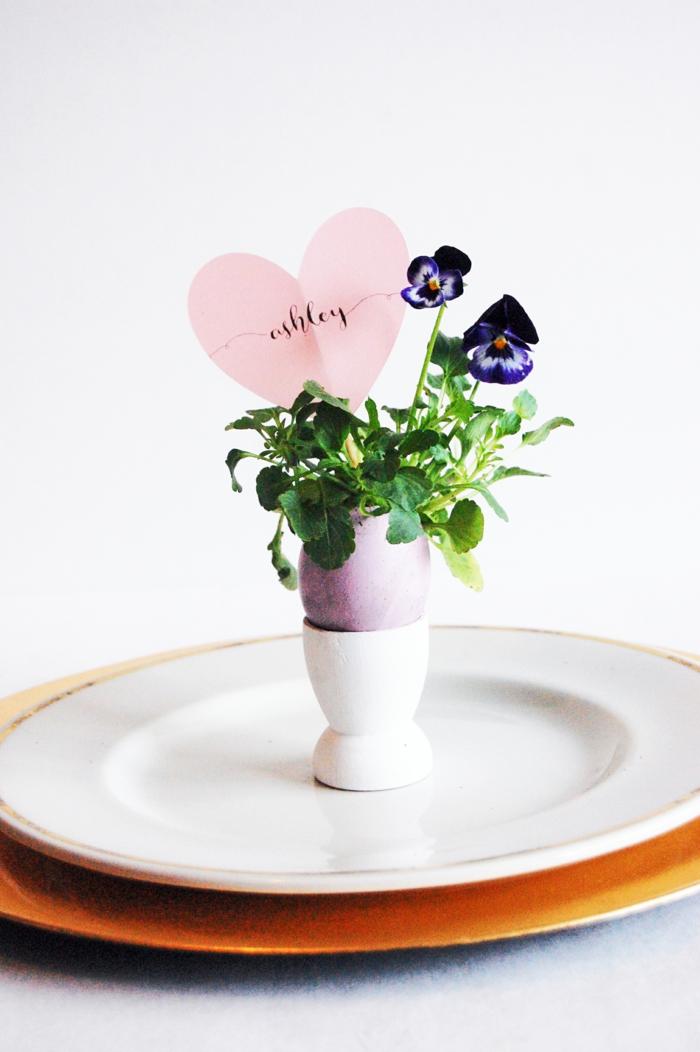 deko selber machen 50 osterdeko ideen mit ostereiern und feinen touches. Black Bedroom Furniture Sets. Home Design Ideas