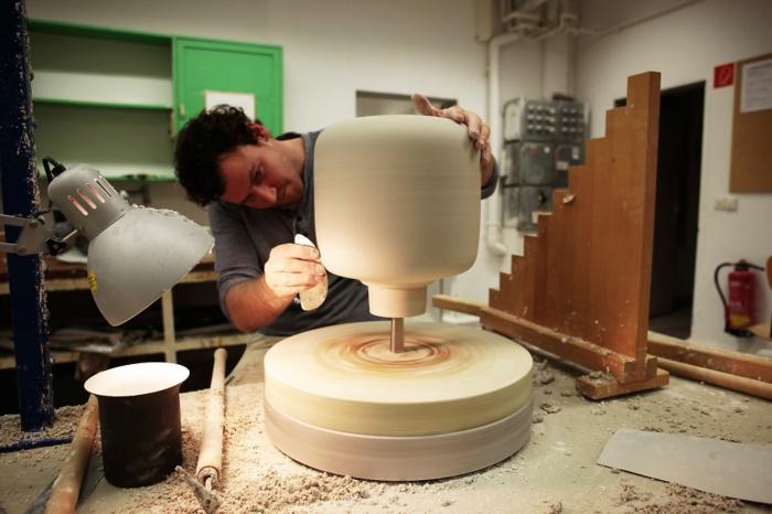 designerleuchten studio we love eames produktion