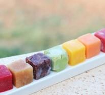 Über 50 Sommer Rezepte und Eiswürfel Kreationen schützen Sie vor der Sommerhitze