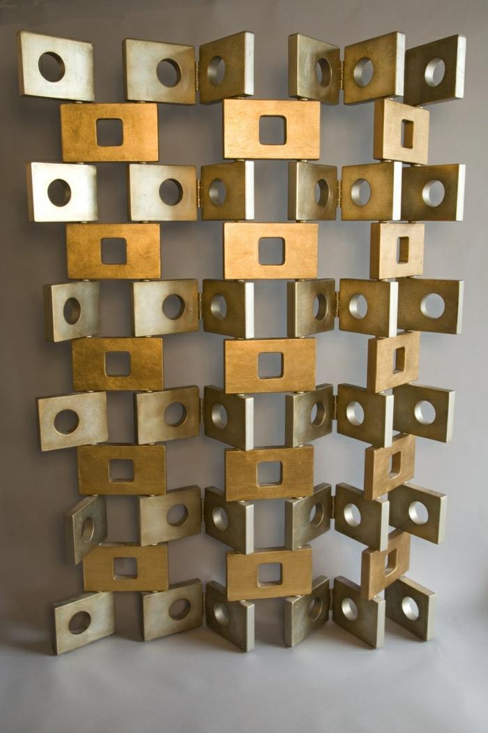 Raumteiler Ideen faltwand raumteiler paravent raumtrenner holz element