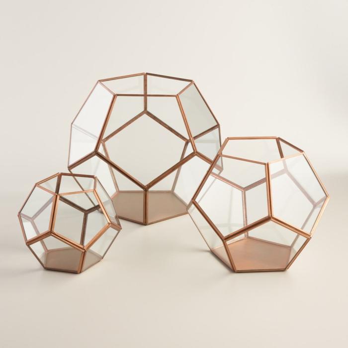 farbe kupfer innedesign terrarium