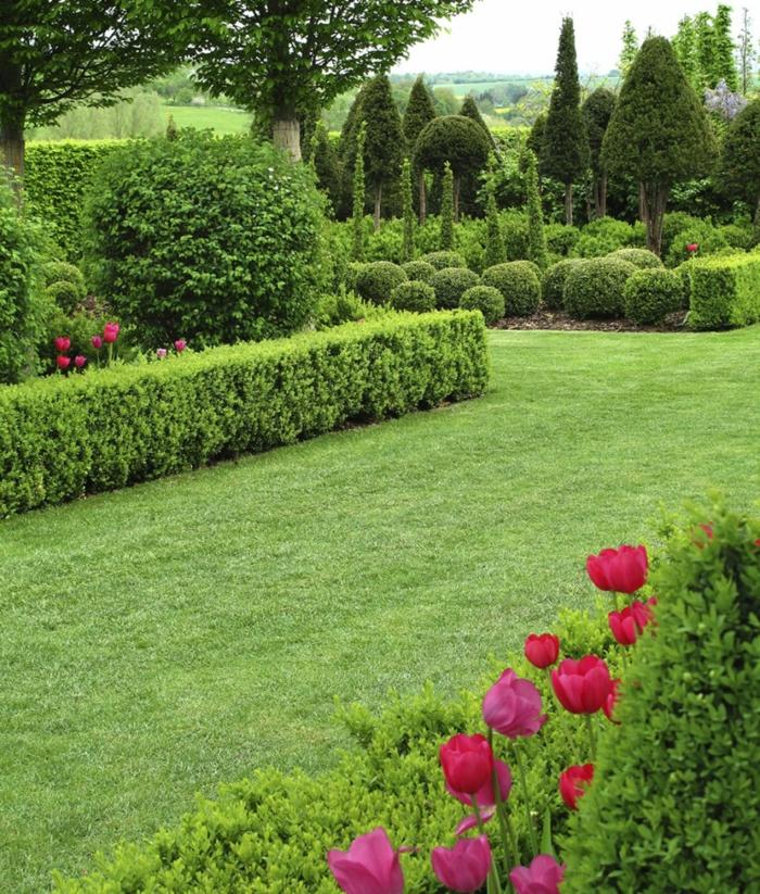 garten gestaltung garten pflanzen landschaft ideen