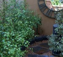 Garten Gestaltung – Ideen mit optischen Illusionen und andere Gartenideen