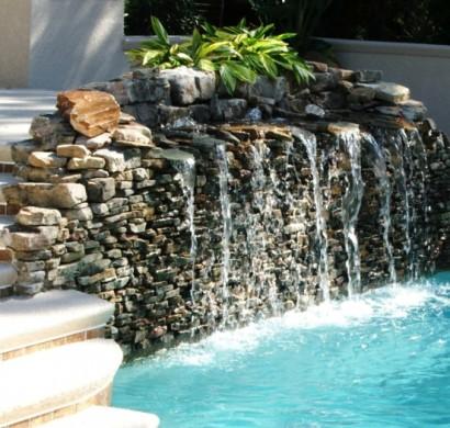 Wasserfall Im Garten Selber Bauen U2013 99 Ideen, Wie Sie Die Harmonie Der  Natur Genießen