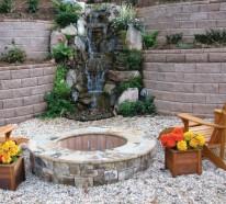 Wasserfall im Garten selber bauen – 99 Ideen, wie Sie die Harmonie der Natur genießen