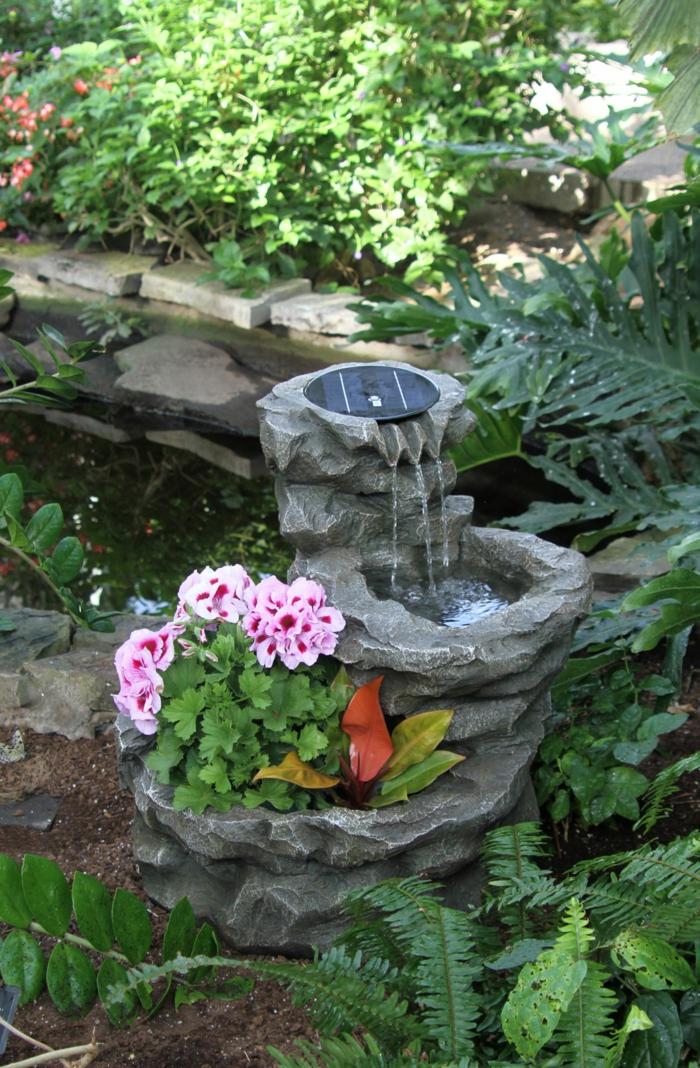 Garten gestaltung ideen mit optischen illusionen und - Gartenideen pflanzen ...