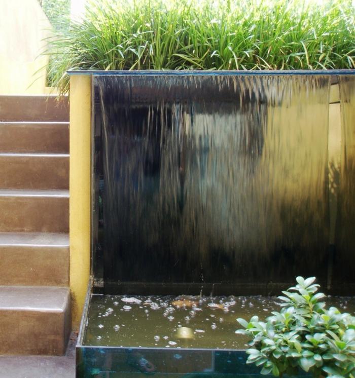 Garten gestaltung ideen mit optischen illusionen und for Wasser garten ideen