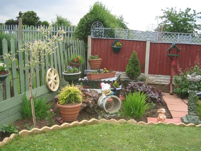 Gartenplanung 44 gartengestaltungsideen und deko zum selberbasteln - Arredare piccolo giardino ...