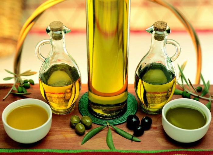 gesunde fette gesundheit olivenöl oliven gesunde lebensmittel