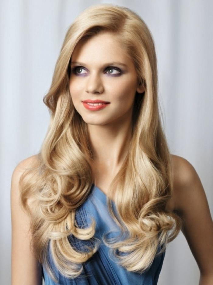 gesunde haare gesundes haar naturmittel blonde haare