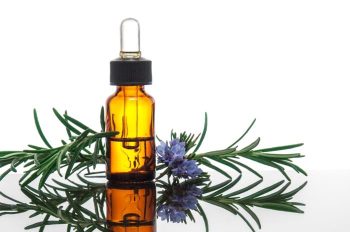 Das Vitamin für das Haar das Öl