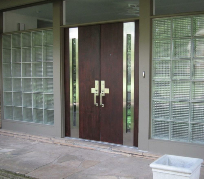 Holz Vordächer FUr HaustUren ~ 83 Haustüren aus Holz Mehr Inspiration für Unentschlossene