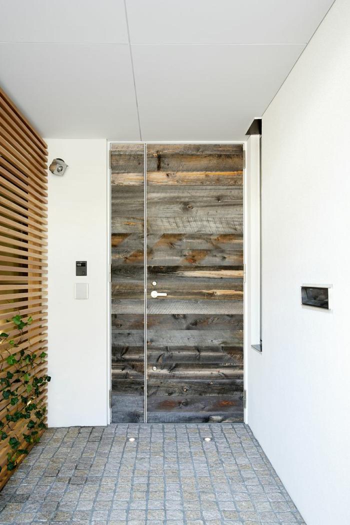 design turen glas holz moderne. Black Bedroom Furniture Sets. Home Design Ideas